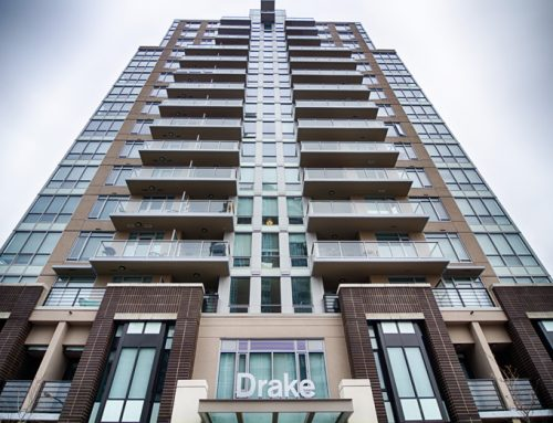 1 Bedroom on the 14th Floor in The Drake